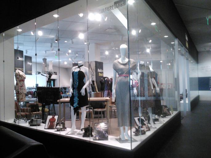 Mona Lucero at Denver Art Museum Design Studio for YSL