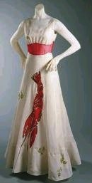 elsa schiaparelli dress