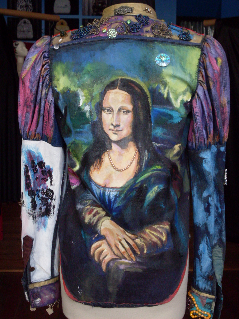 mona lucero wearable art jackets 232