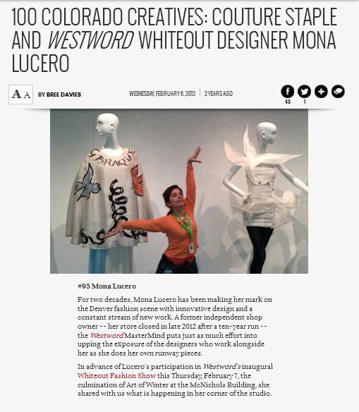 Westword_100_Colorado_Creatives_Mona_Lucero