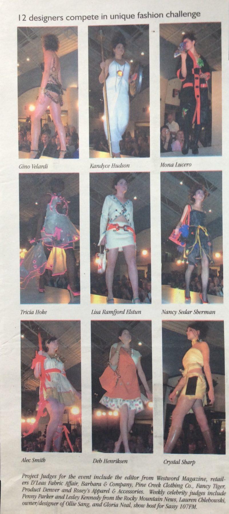 Westword Fashion Project