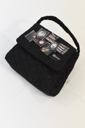 Mona Lucero Baby Bag Photo Paillette Side