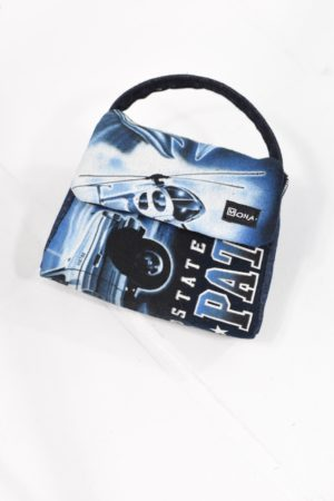 Border Patrol   Deconstruction Print Bag
